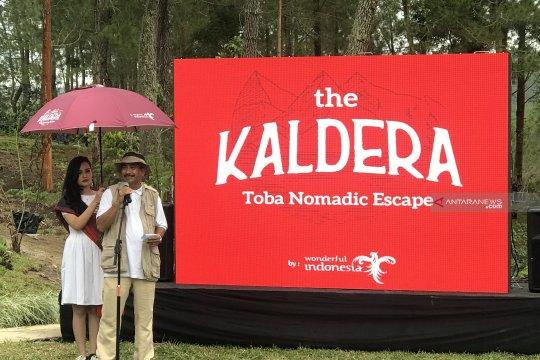 """Menpar: """"nomadic tourism"""" perkuat Danau Toba destinasi kelas dunia"""