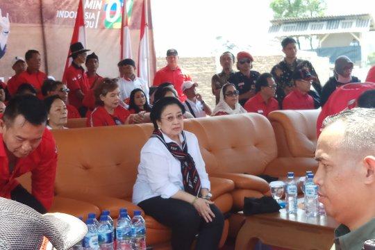 Megawati harap beras jangan langsung diekspor