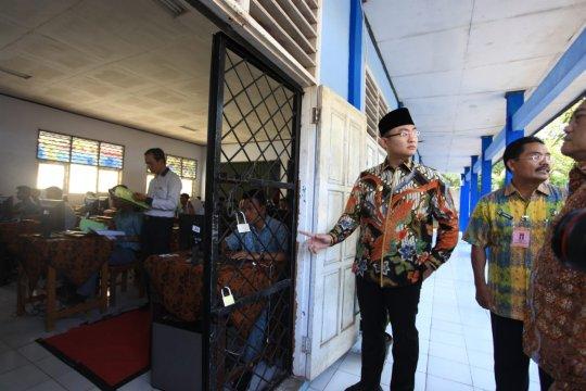 91,32 persen SMA/SMK di Banten menyelenggarakan UNBK mandiri