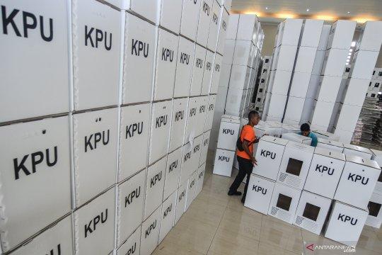 Perbaikan tahap tiga, jumlah pemilih Kepri bertambah 1.179 orang