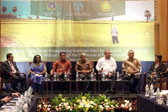 Indonesia dukung FAO wujudkan ketahanan pangan Asia Tenggara
