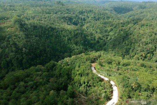 Bangun Bendungan Way Apu, Menteri LHK terbitkan izin seluas 422 ha