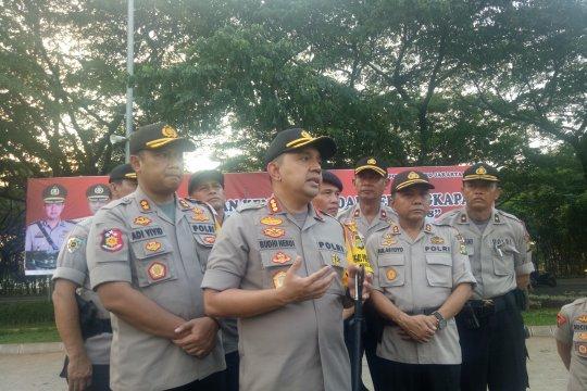 Kapolres menyebut ada 46 TPS rawan di Jakarta Utara