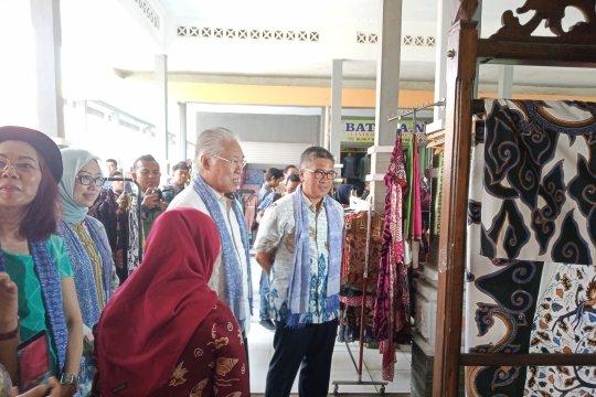 Mendag inginkan penataan Centra Batik Trusmi Cirebon