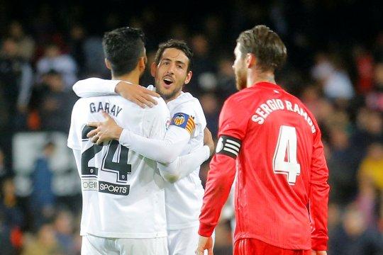 Liga Spanyol: Madrid tersungkur di kandang Valencia