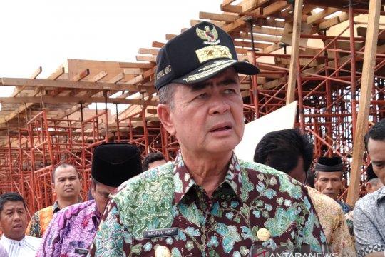 Trase Tol Padangpariaman-Pekanbaru tidak bisa digeser