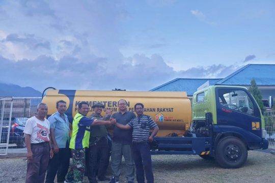 21 kampung di sekitar Danau Sentani kesulitan air bersih