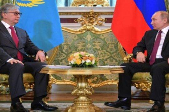Presiden Kazakhstan rombak pejabat senior