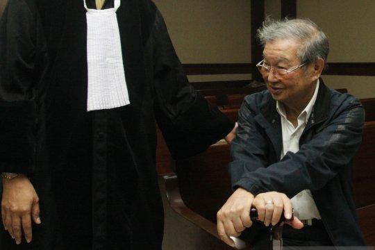 Pengusaha penyuap hakim pengadilan Medan divonis 6 tahun penjara