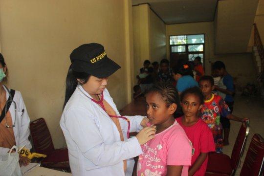 UI kirim 19 relawan untuk Sentani Papua