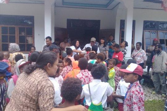 Dinkes: capaian imunisasi MR Jayawijaya-Papua sudah 47,5 persen