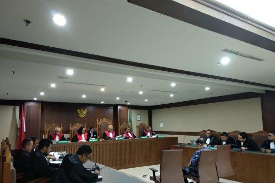 Pengusaha yang turut suap hakim PN Medan divonis 4 tahun penjara