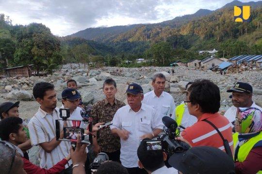 PUPR siapkan sejumlah langkah rehabilitasi-rekonstruksi di Sentani
