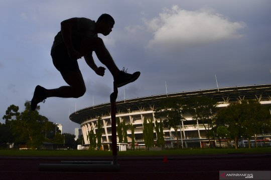 Pelatnas atletik