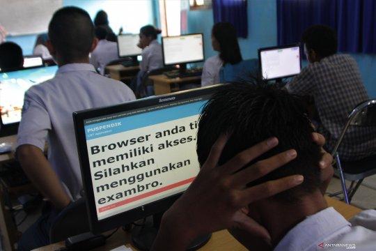 UNBK di Sulawesi Tenggara
