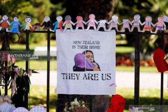 Setahun setelah penembakan di masjid, Selandia Baru perangi kebencian
