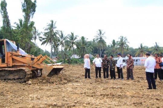 Korban terdampak tsunami di Pandeglang bakal terima Rp50 juta