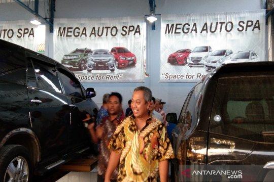 Kospin Jasa-Koperasi Pekalongan-Jateng kembangkan usaha cucian mobil