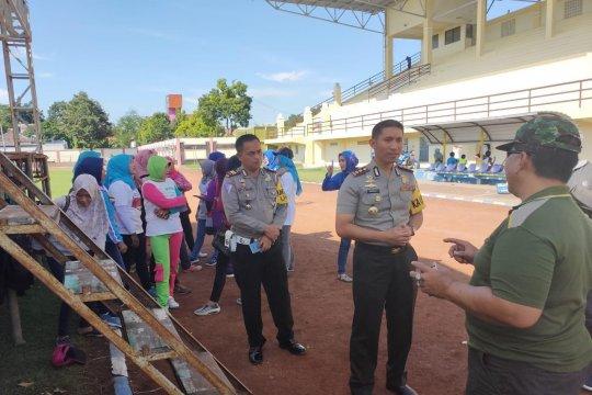 647 personel gabungan amankan kampanye Sandiaga di Lumajang