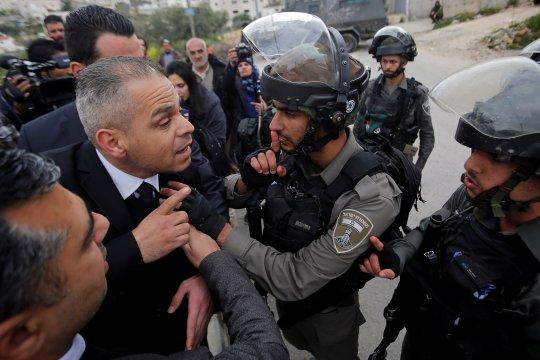 Azzoun-kota Palestina yang hadapi hukuman kolektif militer Israel