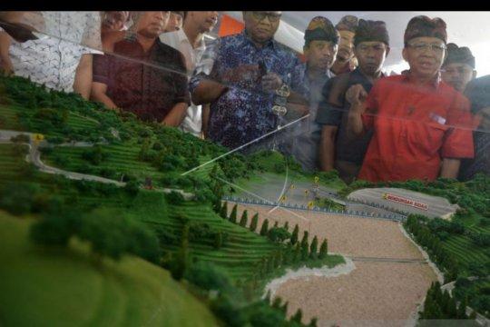 Pembangunan Bendungan Sidan Bali ditarget rampung 2021