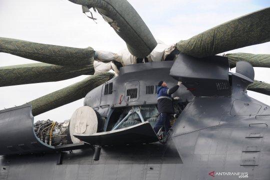 Produksi helikopter Rusia