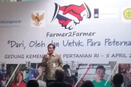 Kementan dorong Indonesia swasembada protein hewani