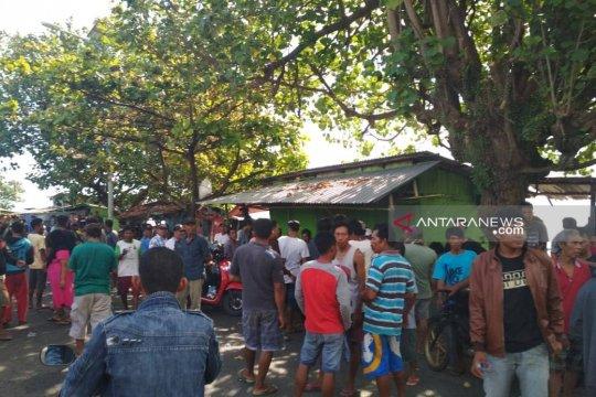 Kompleks nelayan Malabero Bengkulu mencekam pasca-bentrok