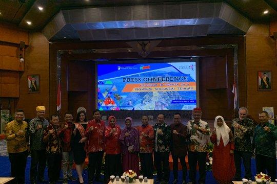 30 atraksi digelar, pulihkan pariwisata Sulawesi Tengah pasca-gempa