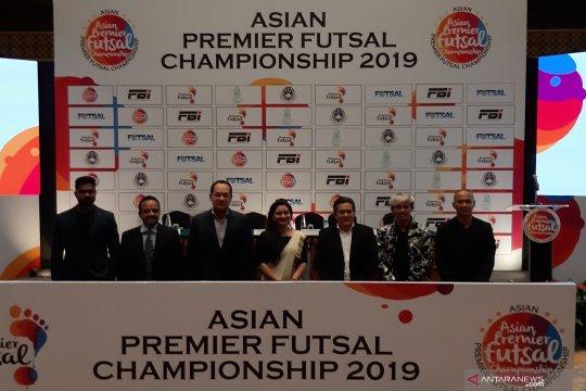 Indonesia selenggarakan turnamen Asian Premier Futsal Championship