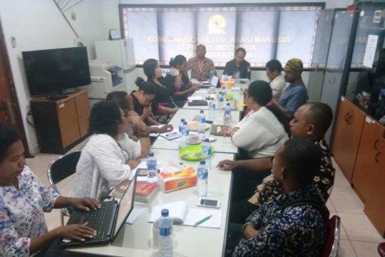 Bahas pilpres-pileg, Komnas HAM-aktivis LSM Papua gelar diskusi