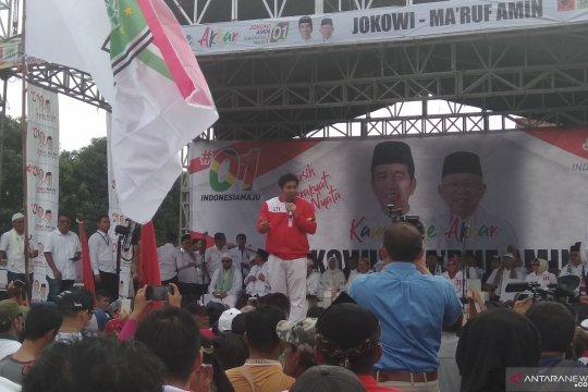 Maruarar Sirait: Jokowi-Ma'ruf unggul tiga persen di Jabar
