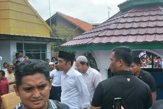 Presiden Jokowi dijadwalkan Shalat Jumat di Masjid Agung Sleman