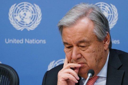 Sekjen PBB angkat isu Uighur Xinjiang saat lawatan ke China