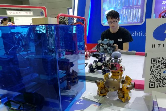 China Rilis 13 Profesi Baru Bidang Teknologi