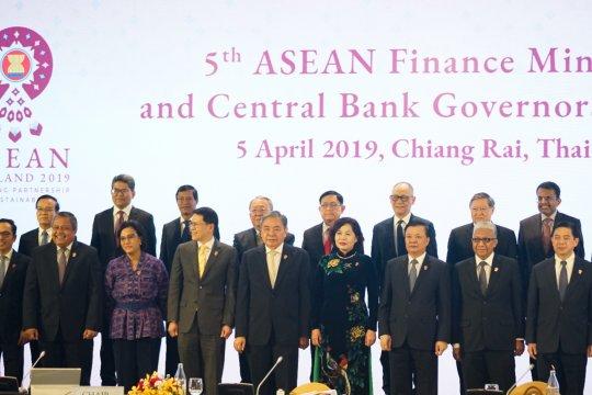 Gubernur dan menkeu se-ASEAN tegaskan komitmen integrasi keuangan