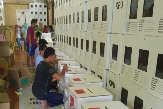 KPU Jepara prioritaskan distribusi logistik pemilu ke Karimunjawa