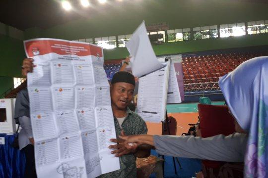 500 perempuan ikuti simulasi pemilu