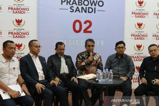 Semua kampanye Prabowo-Sandiaga dinyatakan sukses