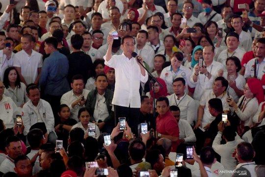 Kampanye Jokowi di Sumut