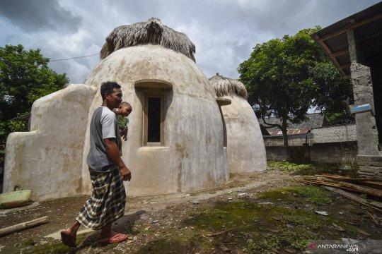 Komitmen Aspako kembalikan kearifan lokal hunian warga pascagempa
