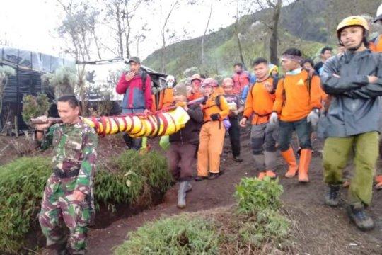 Pendaki Gunung Sumbing ditemukan tewas