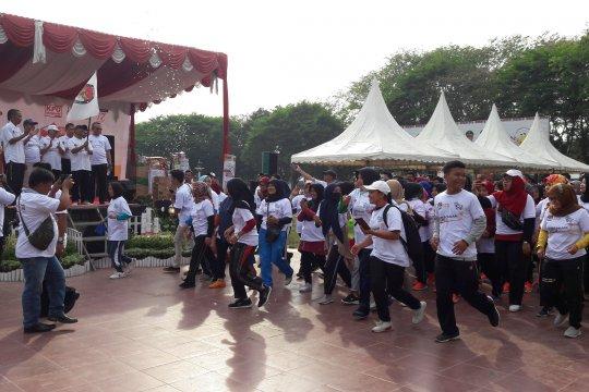 KPU sosialisasikan hari pemungutan suara melalui KPU Run