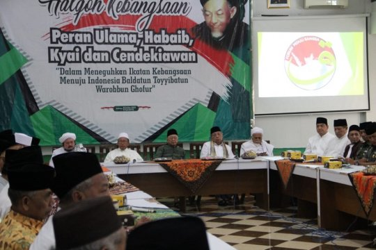 Persatuan Indonesia terwujud apabila umat Islam bersatu