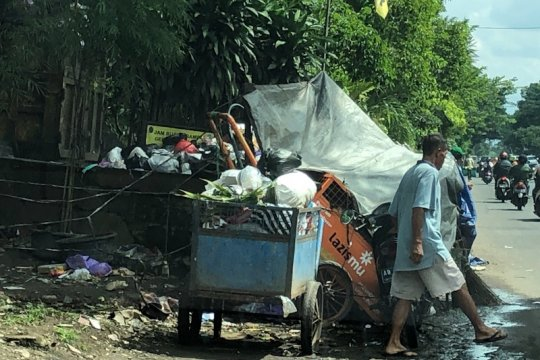 Yogyakarta mampu kurangi 21 persen sampah rumah tangga