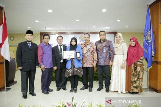 Mahasiswa terbaik 2019 disabet Universitas Muhammadiyah Sumatera Utara