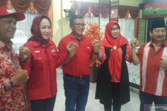 PDIP targetkan Jokowi-KH Ma'ruf Amin menang di Lampung
