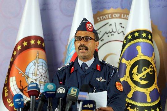 Pasukan pemerintah Libya rebut dua pangkalan dari pasukan Haftar