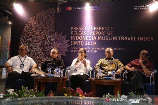 Lombok terpilih sebagai destinasi wisata halal terbaik di Indonesia