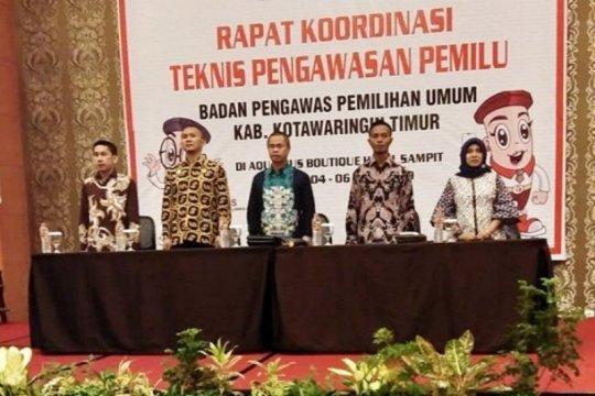 Bawaslu Kotim tingkatkan pengawasan pemilu di kawasan pinggiran